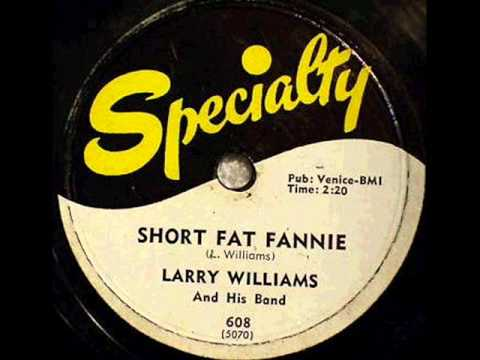 Short Fat Fannie cover