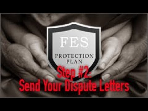 Fixing my credit -Day 1- Sending Dispute Letters