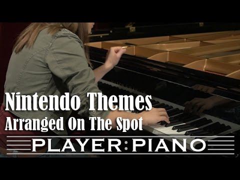 She Hears A Nintendo Theme Once, Then Makes Beautiful Music
