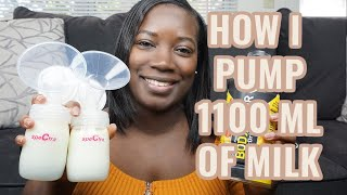 EXCLUSIVELY PUMPING TIPS: DAILY ROUTINE & INCREASING MILK SUPPLY!