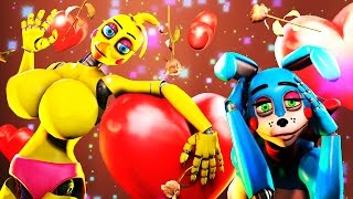 SFM FNAF TOP BEST NEW JUMPLOVE AND SISTER LOCATION COMPILATION TRY NOT TO LOUGH OUT LOUD