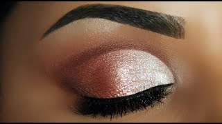 3-Step Easy Cut Crease for Hooded Eyes