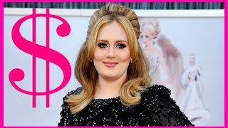 Adele Net Worth 2016, Houses and Cars