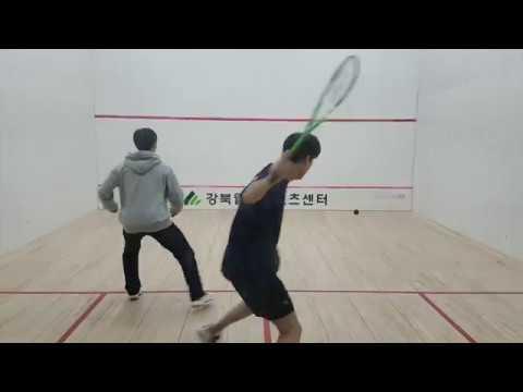 [영훈TV ] 초보자들도 재밌고 쉽게 즐길 수 있는 스쿼시!