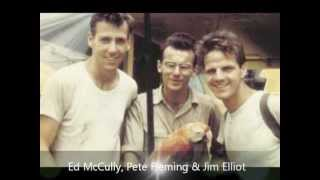 American missionary and martyr Jim Elliot