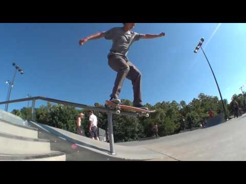 2nd Annual Siloam Springs skate contest by 8th Dimension