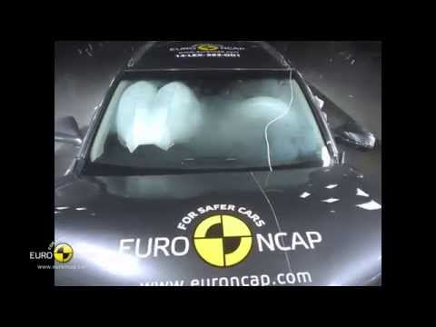 Euro NCAP Crash Test of Lexus NX 2014