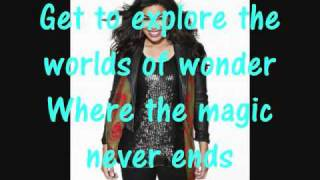 Road to Paradise Jordin Sparks with Lyrics