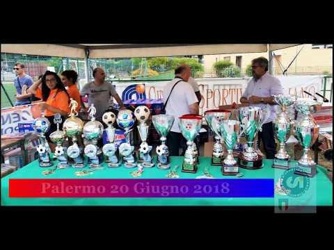 CSI - Centro Sportivo Italiano - Palermo 20 Giu.2018