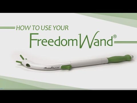 How to use Freedom Wand