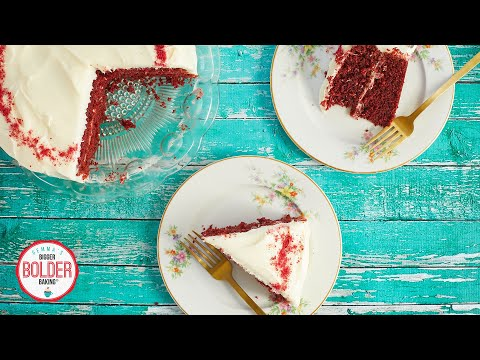 The Only Red Velvet Cake Recipe You'll Ever Need