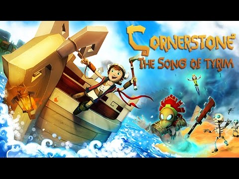 Cornerstone: The Song of Tyrim Announcement Trailer thumbnail