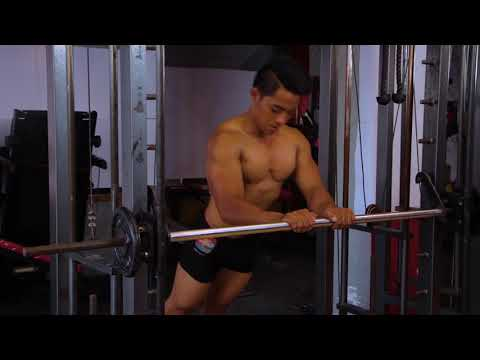 Incline Push Up Close Grip, Tutorial, Exercise Video, Workout, SEXioFIT
