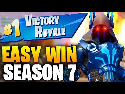 HOW TO WIN GAMES IN FORTNITE SEASON 7 – BEST TIPS TO WIN SOLO, DUOS & SQUADS! Fortnite Battle Royale