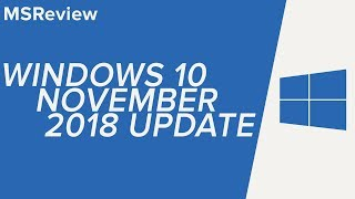 Windows 10 November 2018 Update, Презентация Surface, Xbox и Apple – MSReview Дайджест #14