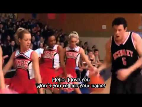 Glee - Hello, I Love You (Full Performance with Lyrics)