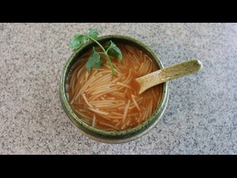 Simple Fideo (Traditional Mexican Soup) Recipe