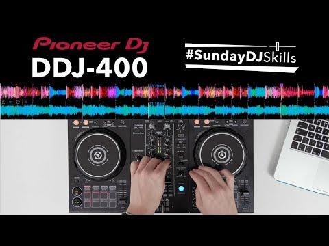 Pioneer DDJ 400 Performance – Trap EDM & House Mix – #SundayDJSkills