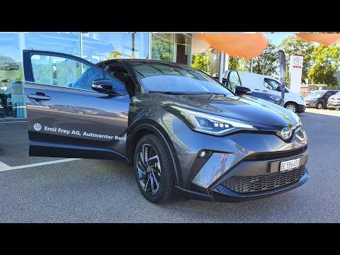 2020 Toyota C-HR Hybrid New Review Interior Exterior