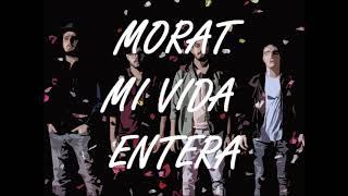 Morat  Mi Vida Entera(Karaoke  Instrumental)