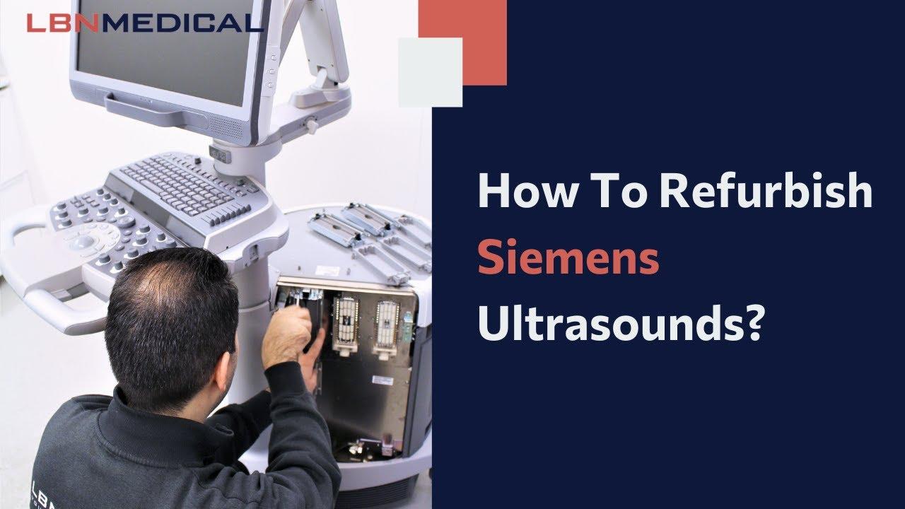 Refurbished Ultrasound Machines For Sale
