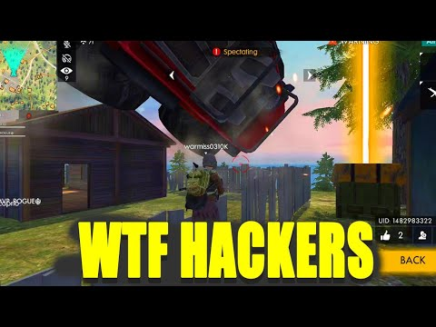 Hackers WTF moments||Free fire Hackers Funny ||Run Gaming Hackers