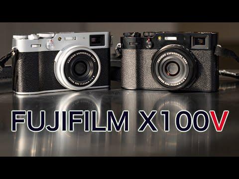 External Review Video qsCJW_fpz0U for Fujifilm X100V APS-C Compact Camera
