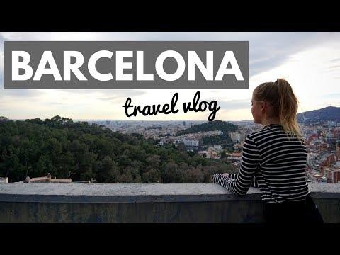 Travel Vlog: Barcelona
