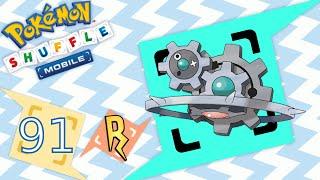 Klinklang  - (Pokémon) - Pokémon Shuffle Mobile - ¡KLINKLANG! [PUZZLE] Rank S