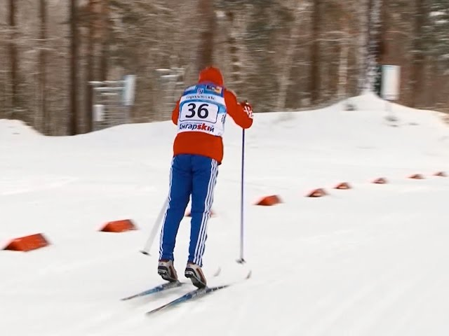 Мороза не испугались почти триста лыжников
