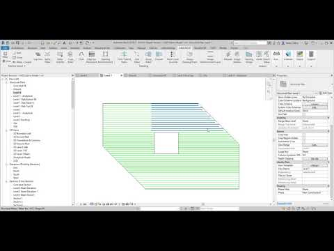 CADS RC3D for Revit - Step Taper Command