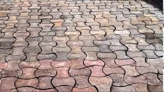 How To Recycle Waste Plastic Into Paving Tiles   WasteAid