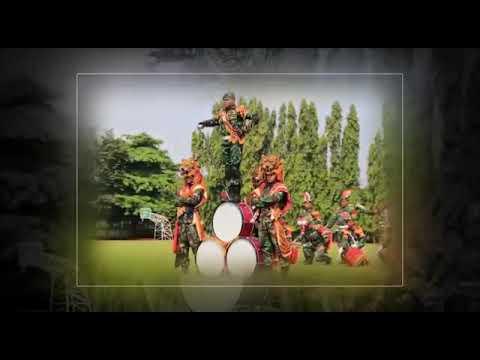 Gladi upacara Indonesia off_road federacion