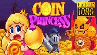 Coin Princess Game Review 1080P Official Zabob Studio Role Playing 2016