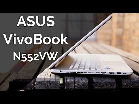 ASUS Vivobook N552VW - Competitive Mid-Range Notebook