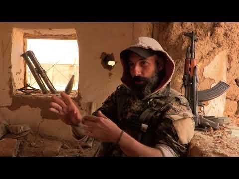 Νικόλας Ματαράγκας – Απο το μέτωπο της Rojava