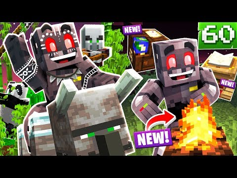Download Minecraft The Deep End SMP Episode 60: Campfire Update! HD Mp4 3GP Video and MP3