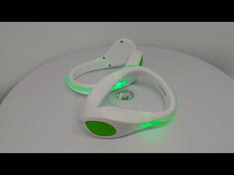 LED Schuh Licht LED Clip, Jogging, für Kinder und Erwachsene - 360 Grad Video