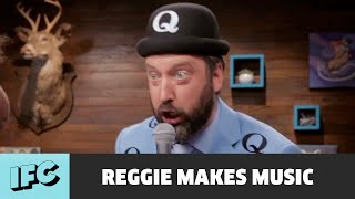 Reggie Makes Music | Tom Green | IFC