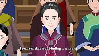 Foot-binding Liberation - A true story in China