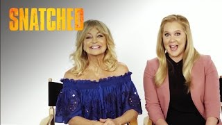 Snatched | Spend Mother's Day with Amy Schumer & Goldie Hawn | 20th Century FOX