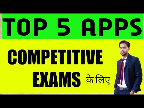 Apps For Competitive Exam Preparation   Learning Apps for ...