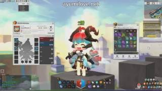 Maplestory 2- Gear Score vs Attack [Striker Gameplay] - hmong video