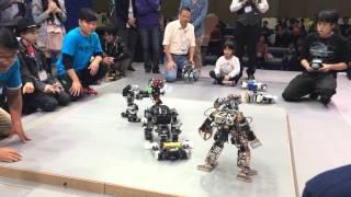 Korea International Robot Contest 2014 - Rumble