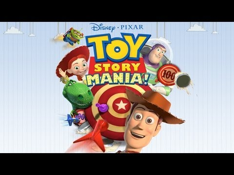 toy story mania xbox 360 video