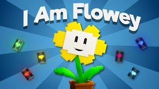 """I Am Flowey"" | Undertale Minecraft Music Video (Song by TryHardNinja)"