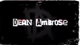 WWE Dean Ambrose New Theme Song & Titantron 2016
