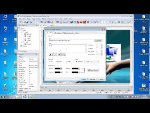 Autoplay - Creación de un CD/DVD Interactivo de Cero