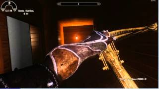 Skyrim Mod - Faster and craftable Crossbows by Oppressor