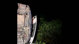 Caminhão tomba e deixa motorista guarabirense morto em Itapajé, na BR-222
